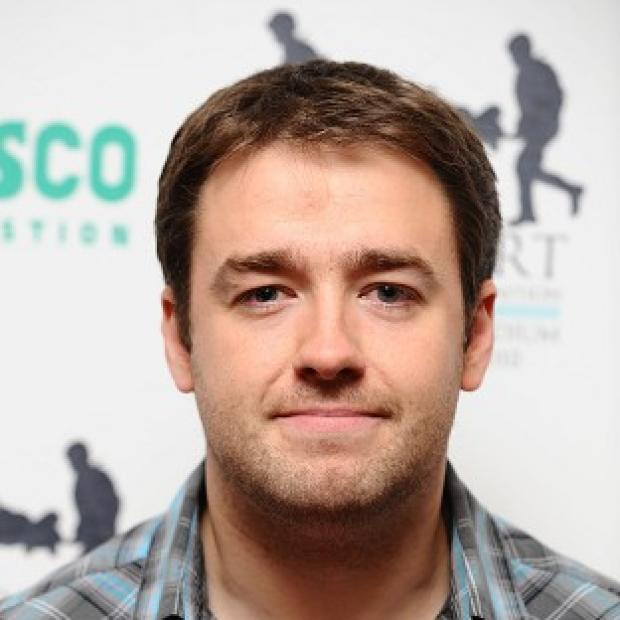 This Is Lancashire: Jason Manford has urged his fans to get themselves checked out