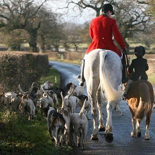 This Is Lancashire: The Coalition Agreement provides for a free vote on hunting
