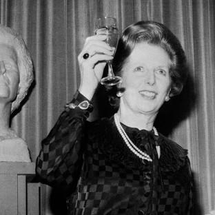 A Champagne bottle signed by Margaret Thatcher sold for £45,000 at auction, the Commons heard