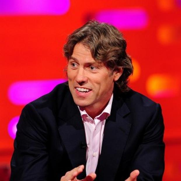 This Is Lancashire: John Bishop says he's glad his success came later in life