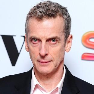 Peter Capaldi  will star as the time lord