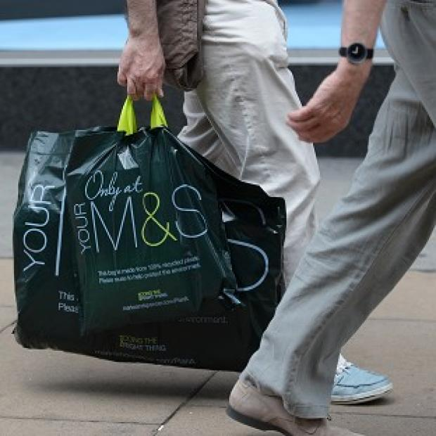 This Is Lancashire: Marks & Spencer saw three straight years of quarterly declines for the general merchandising division