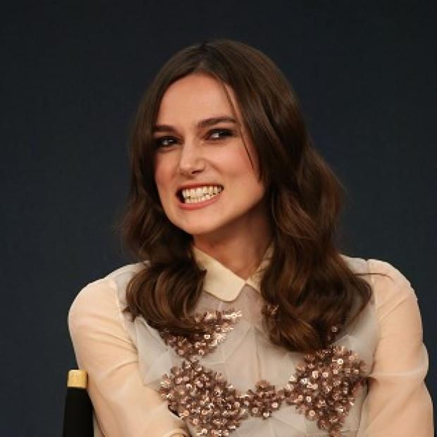This Is Lancashire: Keira Knightley had to film Begin Again in a hurry on the streets of New York