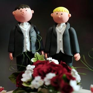Gay marriage is not legal in Northern Ireland