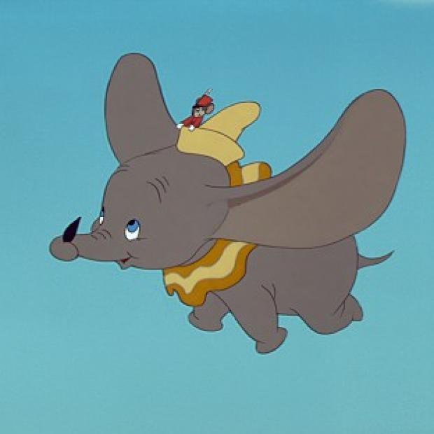 This Is Lancashire: Disney are to remake Dumbo as a live action film