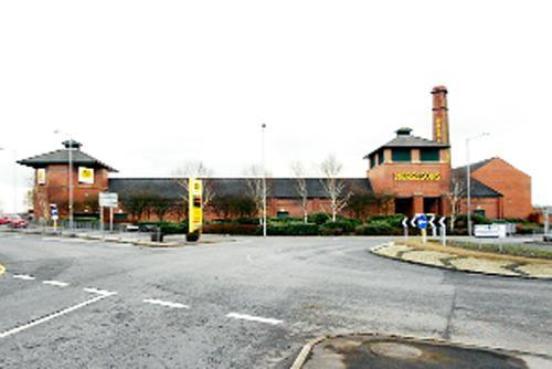 The Morrisons store in Brooke Street, Chorley