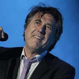 Bryan Ferry is being m