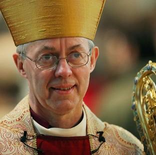 "This Is Lancashire: The Archbishop of Canterbury Justin Welby had said he wanted to ""compete"" Wonga out of business"