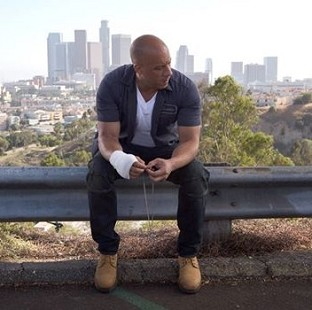 Vin Diesel and the Fast And Furious 7 team thanked fans in the heartfelt post on Facebook