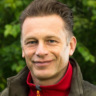 Springwatch presenter Chris Packham (BBC) says letting youngsters get up close with wildlife should be an essential part of growing up