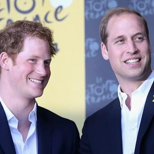 The Duke of Cambridge and Prince Harry are seeking to raise awareness of the illegal wildlife trade