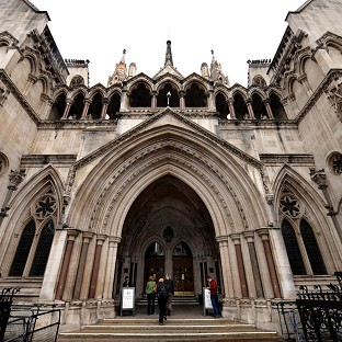 An Ethiopian citizen has gone to the High Court with claims a UK-funded programme violated his human rights