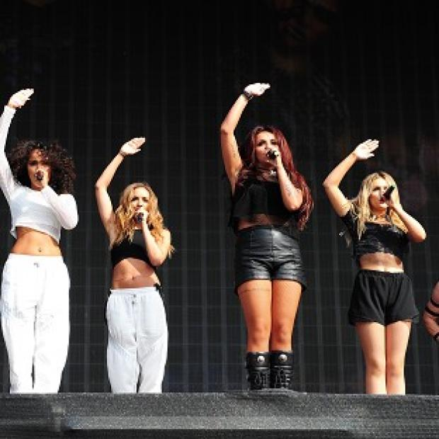 This Is Lancashire: Little Mix like to think their show is just the right amount of sexy