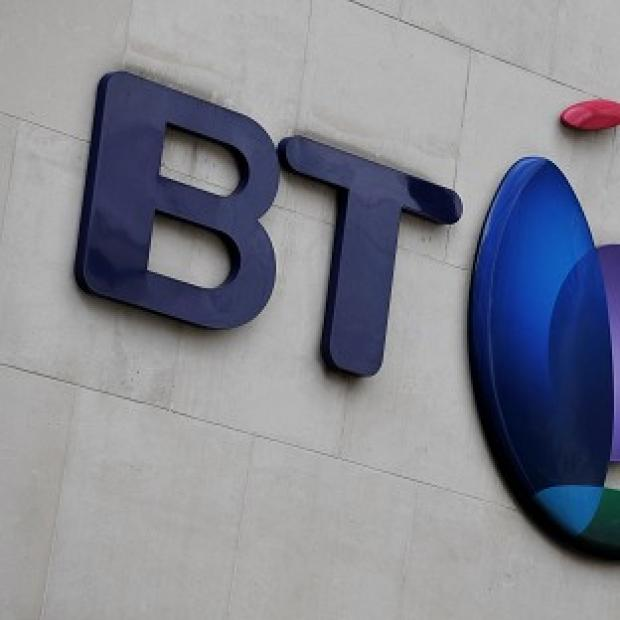 "This Is Lancashire: BT currently has just one per cent of the corporate mobile market but said it now plans to grow ""aggressively"""