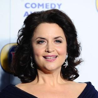 Ruth Jones has received her MBE from the Queen