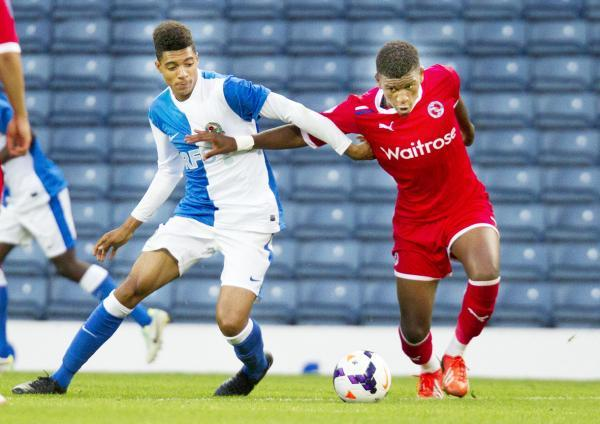 Devarn Green (picture courtesy of Blackburn Rovers)