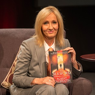 Rowling plans more crime thrillers