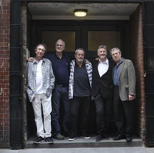 Eric Idle, John Cleese, Terry Gilliam, Michael Palin and Terry Jones have