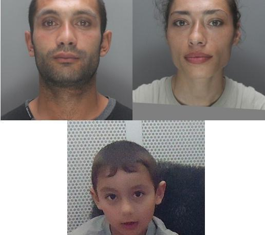 Police concerns over four-year-old Blackburn boy