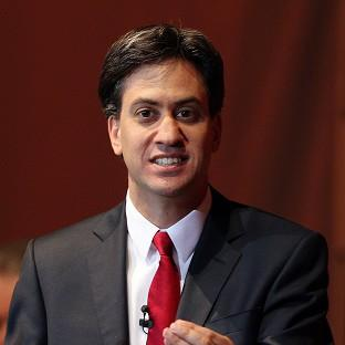 Labour leader Ed Miliband sought to reassure voters