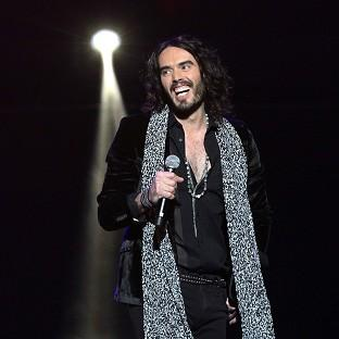 Russell Brand is not expected to continue with his My Booky Wook series