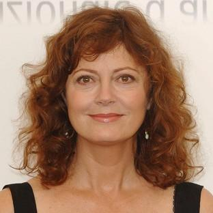 Susan Sarandon once dated David Bowie