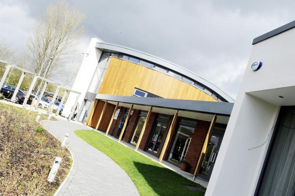 'Bedrooms empty and state-of-the-art rooms used for storage', claim Bury Hospice nurses