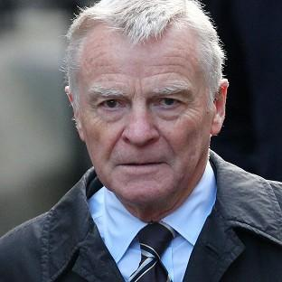 Max Mosley is seeking to stop Google from gathering and p