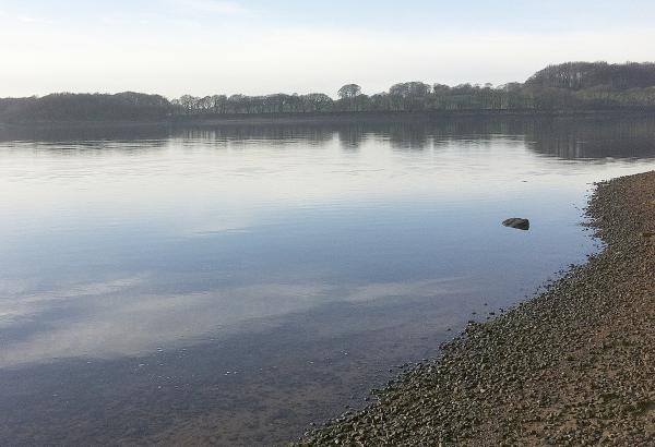 Lower Rivington Reservoir, where a woman's body has been found
