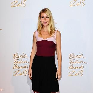 Gwyneth Paltrow was pictured arriving separately to the same event