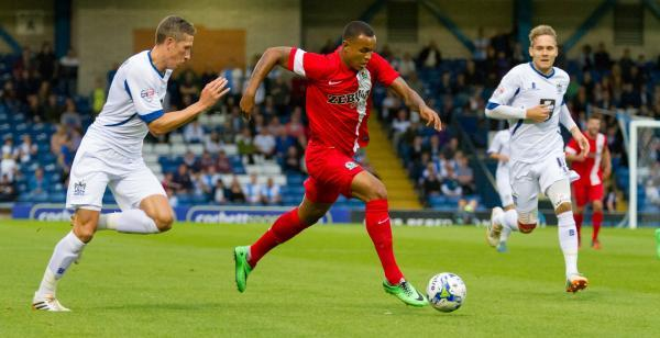 FULL TIME: Bury 1 Blackburn Rovers 1