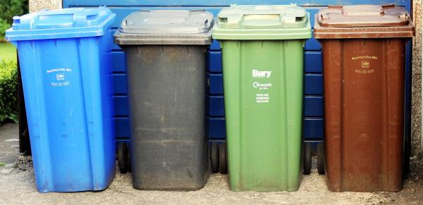 Three week bins plan for Bury 'railroaded through'
