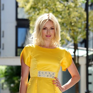 Fearne Cotton launched her new fashion collection for Very.co.uk in London