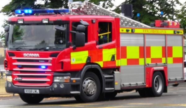 Family fled home after fire at Blackburn convenience shop