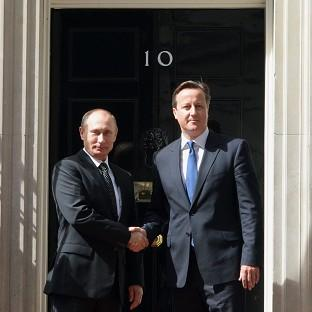 Prime Minister David Cameron says Nato must seek to address its re