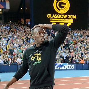 Jamaica's Usain Bolt will be in action in the 4x100m relay