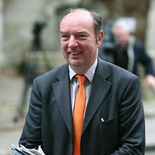 Norman Baker described self-service tills as