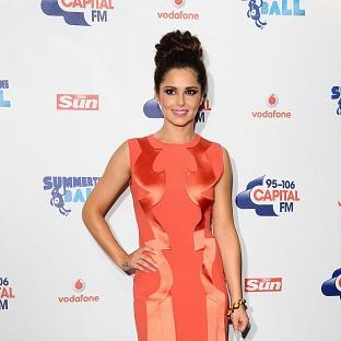 Cheryl Cole's brief reign at the top of the singles chart is over
