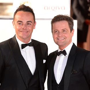 Ant and Dec have admitted they didn't hit it off at first
