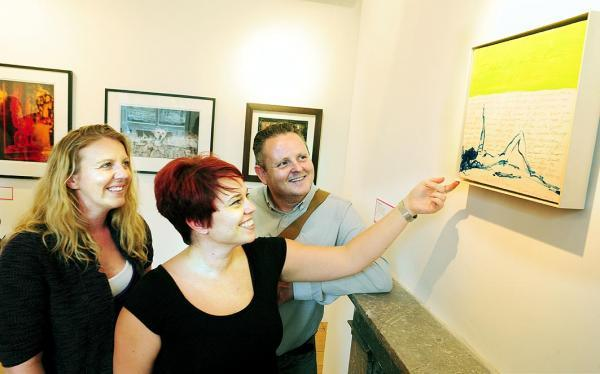 World-renowned artwork on show