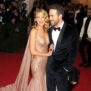Blake Lively and Ryan Reynolds like making things for each other