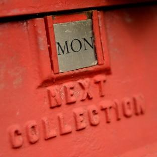 Collection times at thousands of post boxes are to be brought forward, it has been announced