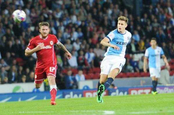 Rovers boss Bowyer sets Cairney goal challenge