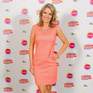 Good Morning Britain presenter Charlotte Hawkins announced her pregnancy on air