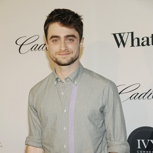 Daniel Radcliffe says Zoe Kazan left a message for him on her nipples