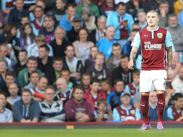 Trippier believes Chelsea test is perfect start for Clarets