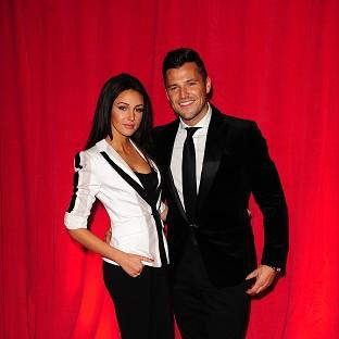 Mark Wright said Michelle Keegan isn't on a strict diet