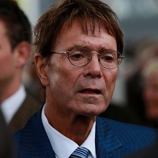 Police have been searching a property owned by Sir Cliff Richard