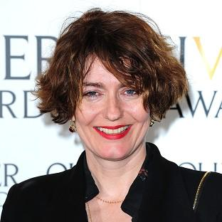 Anna Chancellor has a steamy guest role in Downton Abbey