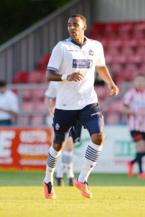 Fit-again Bolton Wanderers midfielder Liam Trotter aims to make up for difficult season